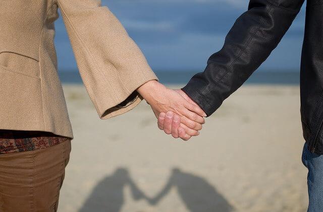 Relación de pareja saludable