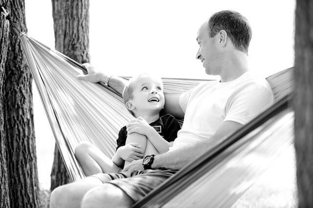 Vínculo entre padres e hijos