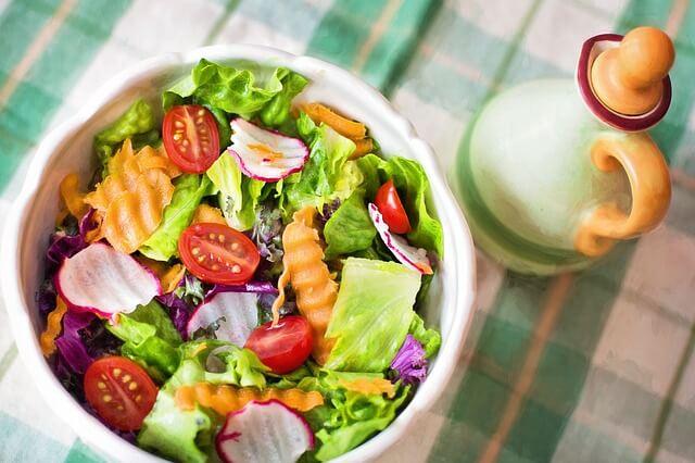 Alimentación y salud mental